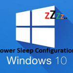 Cara mematikan mode Sleep pada Windows 10