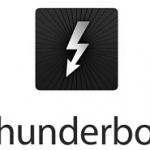 Thunderbolt teknologi I/O tercanggih ala Apple