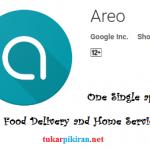 Layanan Antar Makanan Ala Google (Areo)