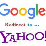 Mengatasi Google yang Ter Redirect ke Yahoo