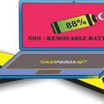 Cara Merawat Baterai Tanam pada Laptop