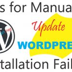 Tips Update Wordpress secara Manual