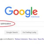 Optimasi Mesin Penelusuran Google untuk Website