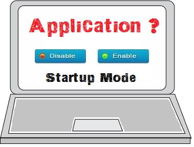 Cara Menonaktifkan Aplikasi yang dijalankan Saat Startup